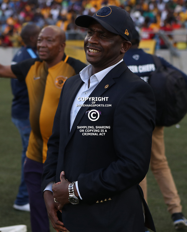 DURBAN, SOUTH AFRICA - FEBRUARY 18: General views during the Absa Premiership match between Kaizer Chiefs and Highlands Park at Moses Mabhida Stadium on February 18, 2017 in Durban, South Africa. (Photo by Steve Haag/Gallo Images)