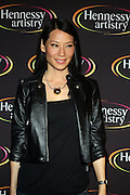 Lucy Liu at The Hennessey Artistry Concert Series held at Terminal 5 on  October 7, 2009 in New York City