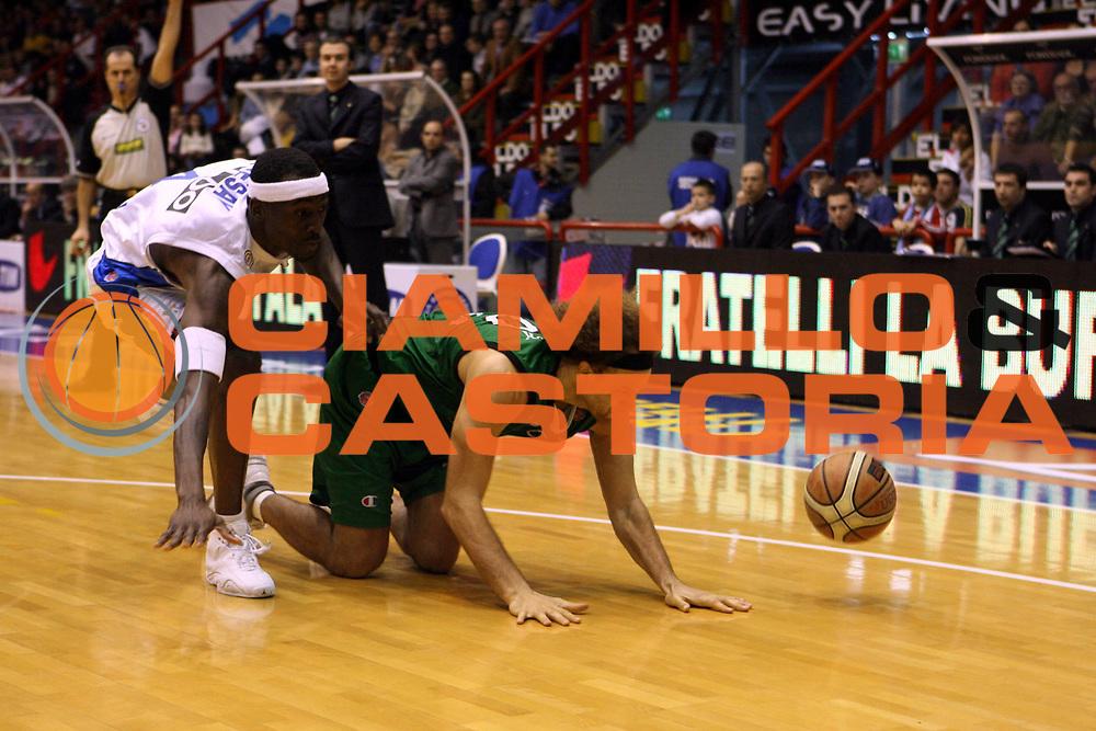 DESCRIZIONE : Napoli Lega A1 2006-07 Eldo Napoli Montepaschi Siena<br />GIOCATORE : Sesay Stonerook<br />SQUADRA : Montepaschi Siena<br />EVENTO : Campionato Lega A1 2006-2007 <br />GARA : Eldo Napoli Montepaschi Siena<br />DATA : 03/02/2007<br />CATEGORIA : Curiosita<br />SPORT : Pallacanestro <br />AUTORE : Agenzia Ciamillo-Castoria/G.Ciamillo<br />Galleria : Lega Basket A1 2006-2007<br />Fotonotizia : Napoli Campionato Italiano Lega A1 2006-2007 Eldo Napoli Montepaschi Siena<br />Predefinita :