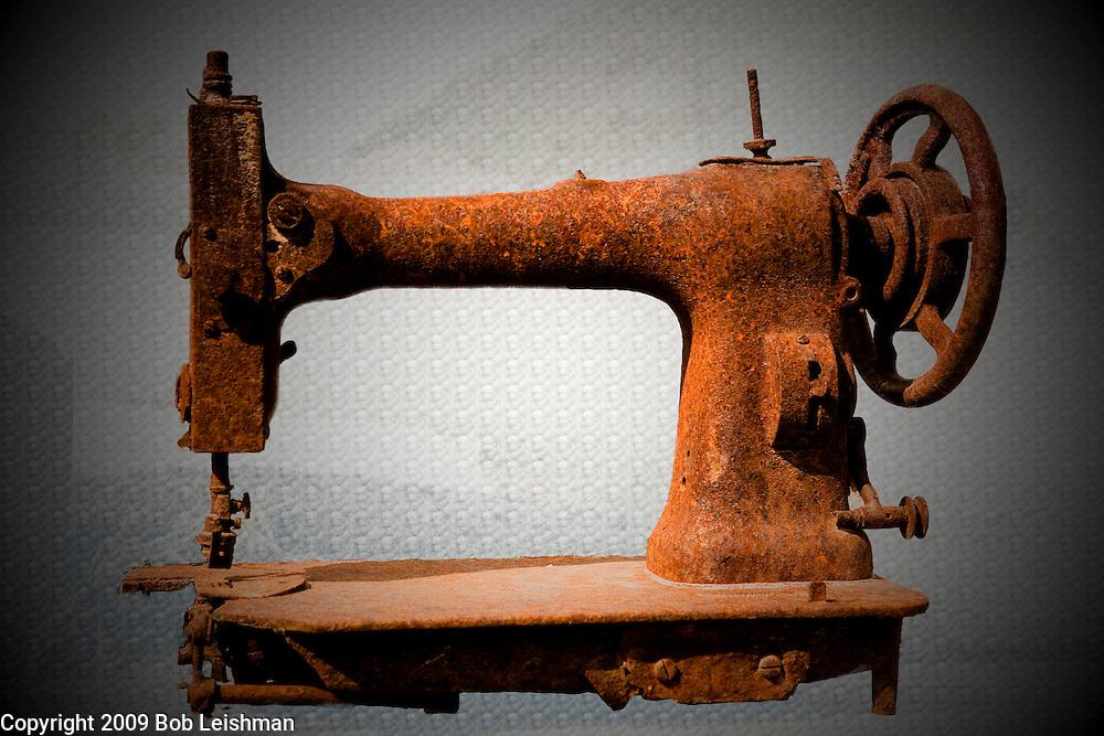 heavy harness stitcher