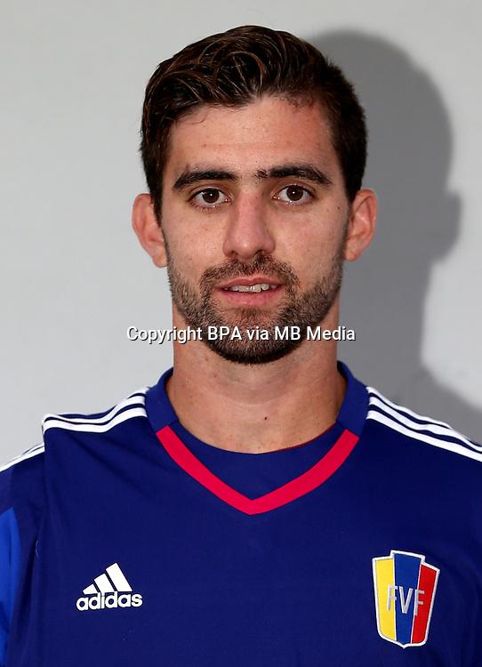 Conmebol_Concacaf - Copa America Centenario 2016 -  <br /> Venezuela National Team - <br /> Alain Baroja