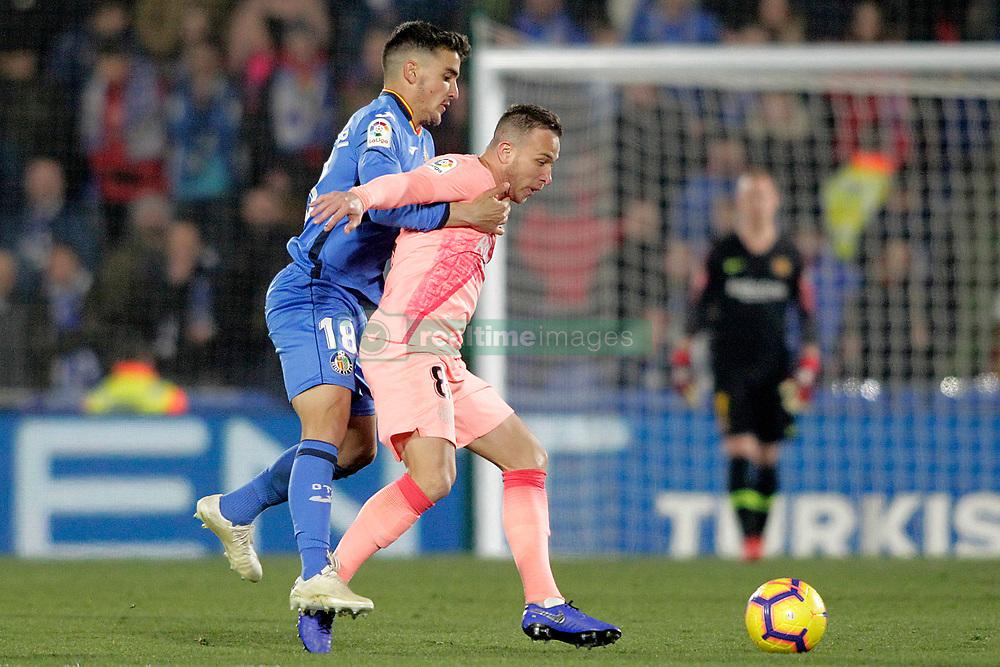 صور مباراة : خيتافي - برشلونة 1-2 ( 06-01-2019 ) 664964-014