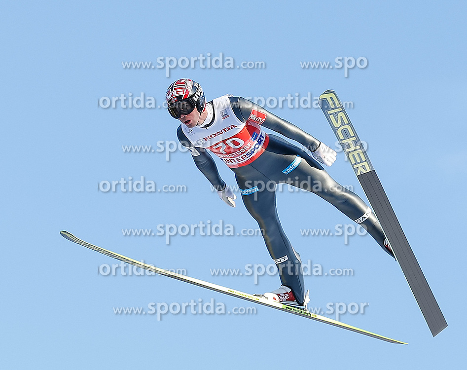 28.12.2013, Schattenbergschanze, Oberstdorf, GER, FIS Ski Sprung Weltcup, 62. Vierschanzentournee, Training, im Bild Anders Bardal (NOR) // Anders Bardal of Norway during practice Jump of 62th Four Hills Tournament of FIS Ski Jumping World Cup at the Schattenbergschanze, Oberstdorf, Germany on 2013/12/28. EXPA Pictures © 2013, PhotoCredit: EXPA/ Peter Rinderer