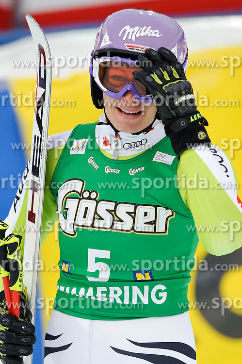 28.12.2010, Panoramapiste, Semmering, AUT, FIS World Cup Ski Alpin, Ladies, Giant Slalom, Bild zeigt RIESCH Maria, EXPA Pictures © 2010, PhotoCredit: EXPA/ S. Zangrando