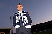 Jim McIntyre - new Dundee manager 17-10-2018