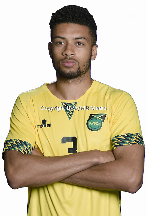Football Conmebol_Concacaf - <br />Copa America Centenario Usa 2016 - <br />Jamaica National Team - Group C - <br />Michael Hector