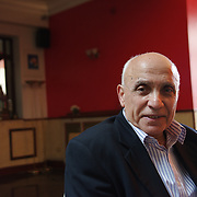 Moustafa Ragab, owner of the Egyptian House restaurant, that serves as a Musalla for the Muslim community.