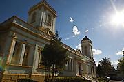 Araxa_MG, Brasil.<br /> <br /> Fundacao Calmon Barreto em Araxa, Minas Gerais. <br /> <br /> Calmon Barreto Fundation in Araxa, Minas Gerais.<br /> <br /> Foto: RODRIGO LIMA / NITRO.