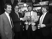 Shell Super Oil National Rally awards at Shell House,<br />