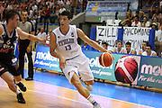 LIGNANO SABBIADORO, 08 LUGLIO 2015<br /> BASKET, EUROPEO MASCHILE UNDER 20<br /> ITALIA-BOSNIA ERZEGOVINA<br /> NELLA FOTO: Simone Fontecchio<br /> FOTO FIBA EUROPE/CASTORIA