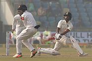 Cricket - India v Sri Lanka 3rdT D1 at Delhi