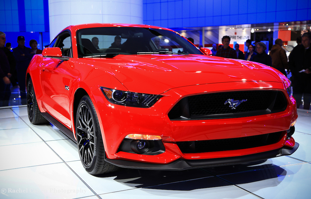 &quot;2015 Mustang in Red&quot; 2<br />