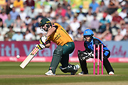 Chris Nash of Notts Outlaws batting during the Vitality T20 Finals Day 2019 match between Notts Outlaws and Worcestershire Rapids at Edgbaston, Birmingham, United Kingdom on 21 September 2019.