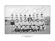 Down, All Ireland football winners. 23rd September 1968, 23/09/1968