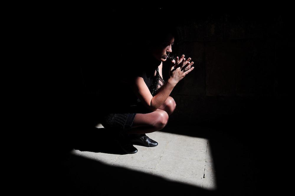 Final prayers in Armenia