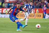 FC Barcelona's forward Paco Alcacer during Copa del Rey (King's Cup) Final between Deportivo Alaves and FC Barcelona at Vicente Calderon Stadium in Madrid, May 27, 2017. Spain.<br /> (ALTERPHOTOS/BorjaB.Hojas)