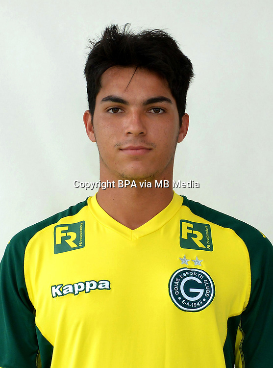 Brazilian Football League Serie A / <br /> ( Goias Esporte Clube ) - <br /> Paulo Henrique Alves Faria &quot; Paulo Henrique &quot;