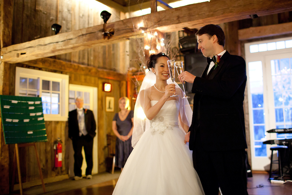A beautiful wedding at The Grafton Inn, in Grafton Vermont.