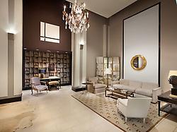 Washington DC Design Center Lobby by Nestor Santa-Cruz