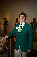 NE District 4-H Officer, Preston Prock
