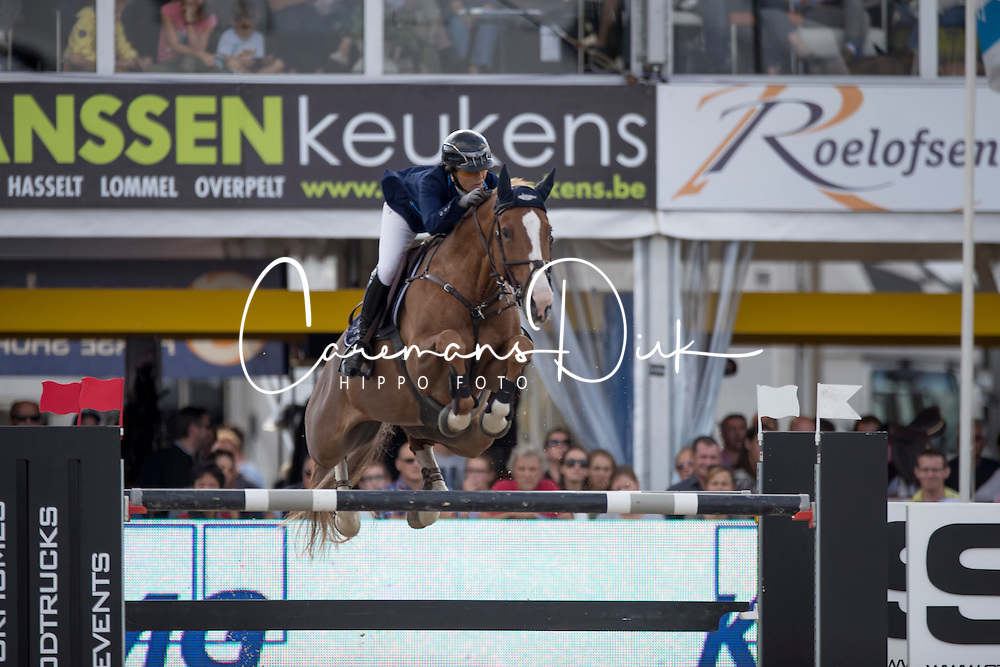Daigneux-Lange Fabienne, BEL, Venue D Fees Des Hazalles<br /> Belgisch Kampioenschap Lanaken 2016<br /> &copy; Hippo Foto - Dirk Caremans<br /> 17/09/16