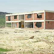 Serbian enclave in Kosovo.