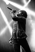 William DuVall/Alice In Chains performing live at the Rock A Field Festival in Roeser, Luxembourg on June 28, 2014