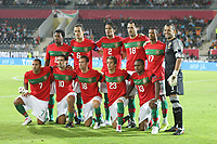 20100903: BRAGA, PORTUGAL - Portugal vs Cyprus: UEFA EURO 2012 Qualifying - Group H Round 1. In picture: Portugal start team. PHOTO: CITYFILES