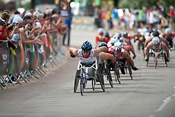 CASOLI Julien, FRA, Marathon, T54, 2013 IPC Athletics World Championships, Lyon, France