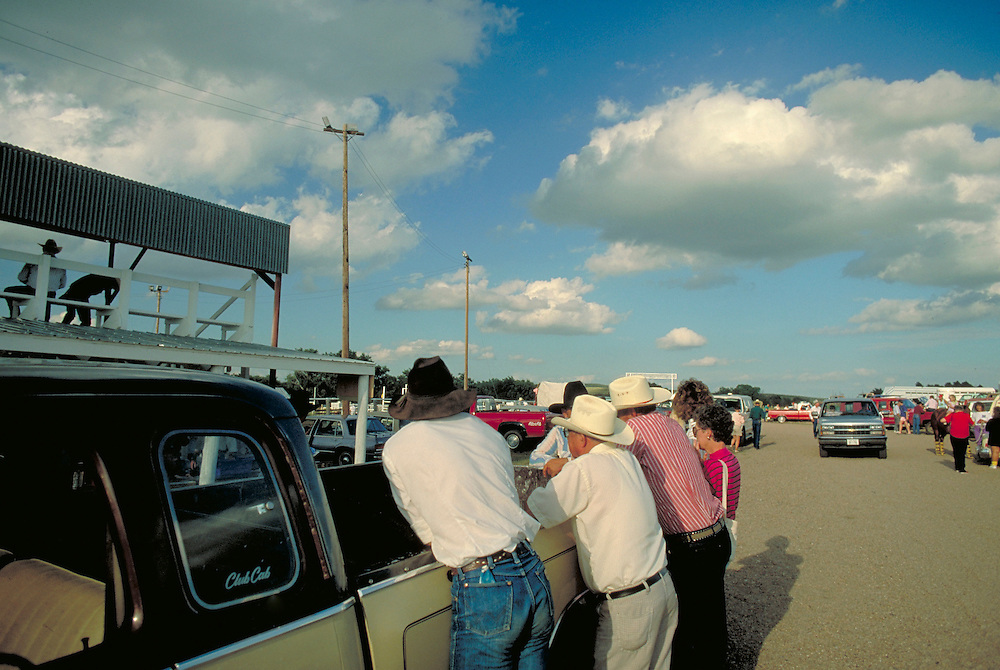 Cowboys at Arthur County, Rodeo, Arthur County, Nebraska