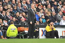 Kenny Jacket Manager Wolves, Derby County v Wolves, Ipro Stadium, Sky Bet Championship, Sunday 18th October 2015 (Score Derby 4, Wolves, 1)