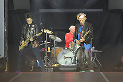 May 26, 2018 - London, England, United Kingdom - 5/25/18.The Rollings Stones (Mick Jagger, Keith Richards, Ron Wood and Charlie Watts) perform at London Stadium. (Credit Image: © Starmax/Newscom via ZUMA Press)
