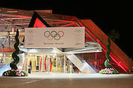 MONACO - DECEMBER 08:  General view of the venue during the 127th IOC Session at the Grimaldi Forum on December 8, 2014 in Monaco, Monaco.  (Photo by Tony Barson/Getty Images)