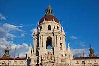 Pasadena City Hall Italian Renaissance Style Dome, Pasadena, California