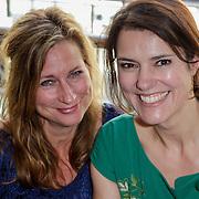 NLD/Amsterdam/20120617 - Premiere Het Geheugen van Water, Carine Crutzen en Susan Visser