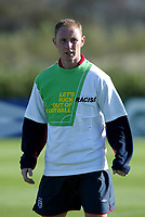 England's Nicky Butt during training for the match against Wales<br /> <br /> Back Page Images - Mobile 07887 794393 - email: jgarcia@nildram.co.ukRY&A