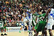 DESCRIZIONE : Campionato 2014/15 Dinamo Banco di Sardegna Sassari - Sidigas Scandone Avellino<br /> GIOCATORE : Rakim Sanders<br /> CATEGORIA : Tiro Penetrazione Sottomano<br /> SQUADRA : Dinamo Banco di Sardegna Sassari<br /> EVENTO : LegaBasket Serie A Beko 2014/2015<br /> GARA : Dinamo Banco di Sardegna Sassari - Sidigas Scandone Avellino<br /> DATA : 24/11/2014<br /> SPORT : Pallacanestro <br /> AUTORE : Agenzia Ciamillo-Castoria / M.Turrini<br /> Galleria : LegaBasket Serie A Beko 2014/2015<br /> Fotonotizia : Campionato 2014/15 Dinamo Banco di Sardegna Sassari - Sidigas Scandone Avellino<br /> Predefinita :