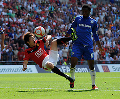 Chelsea v Manchester United - FA Community Shield 2009