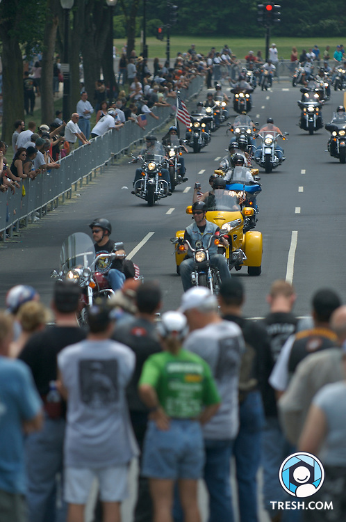 Rolling Thunder XX, Sunday, May 27, 2007, Washington, D.C.