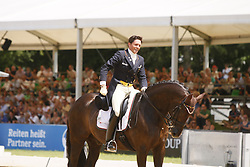 KOSCHEL Christoph, Donnperignon<br /> München Riem Pferd International - 2011<br /> (c) www.sportfotos-Lafrentz. de/Stefan Lafrentz