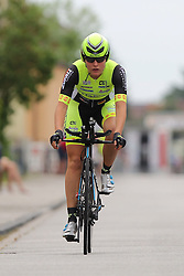 26.06.2015, Einhausen, GER, Deutsche Strassen Meisterschaften, im Bild Sofie Mangertseder (Rottaler RSV) // during the German Road Championships at Einhausen, Germany on 2015/06/26. EXPA Pictures © 2015, PhotoCredit: EXPA/ Eibner-Pressefoto/ Bermel<br /> <br /> *****ATTENTION - OUT of GER*****