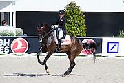 Victoria Vallentin - Select Ecco<br /> World Equestrian Festival, CHIO Aachen 2014<br /> © DigiShots