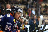 2018-09-22 | Växjö, Sweden: Växjö Lakers Joel Persson (94) during the game between Växjö and Linköping at Vida Arena ( Photo by: Fredrik Sten | Swe Press Photo )<br /> <br /> Keywords: Ice hockey, Växjö, SHL, Linköping, Vida Arena, Ice hockey, Växjö, SHL, Växjö, Linköping, Vida Arena