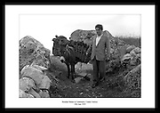 Brendan Behan in Connemara, County Galway<br />