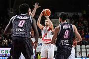 Giancarlo Ferrero<br /> Pallacanestro Varese - S.Oliver Wuzburg<br /> FIBA Europe Cup 2018/2019<br /> Semi-Finals Gameday 1 - Game 1 <br /> Varese 10 April 2019<br /> Foto Mattia Ozbot / Ciamillo-Castoria