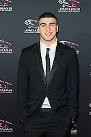 Adam Gemili,Jaguar Academy of Sport Awards, Royal Opera House, London UK, 08 December 2013, Photo by Raimondas Kazenas