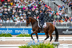 Peters Steffen, USA, Suppenkasper<br /> World Equestrian Games - Tryon 2018<br /> © Hippo Foto - Dirk Caremans<br /> 14/09/18