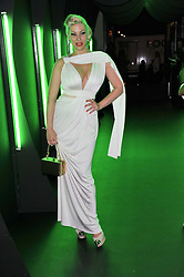 IMMODESTY BLAIZE at a party to launch the Dom Perignon Luminous label held at No.1 Mayfair, London on 24th May 2011.