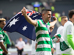 Celtic's Tom Rogic after winning the William Hill Scottish Cup Final at Hampden Park, Glasgow.