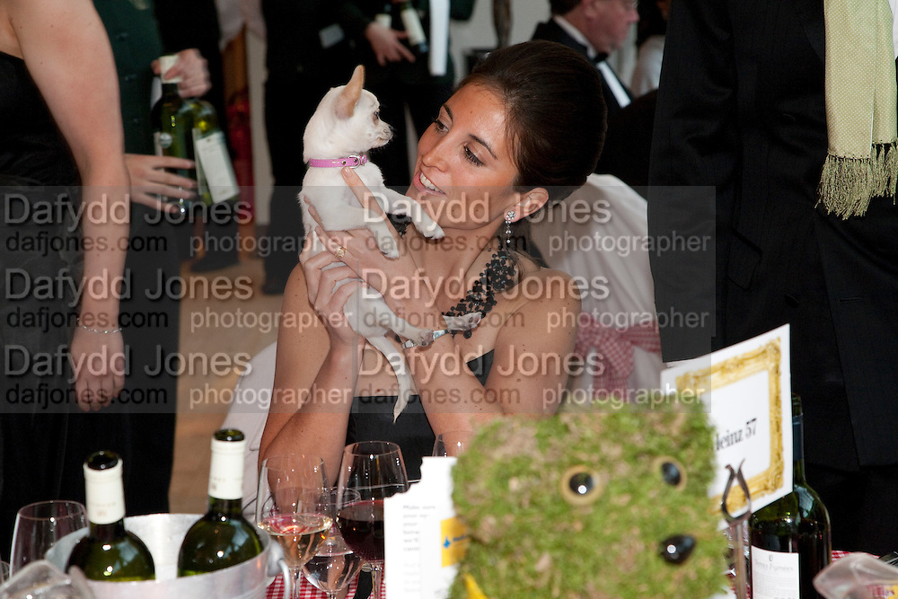SASHA JOHNSTONE, Dogs Trust Honours 2009, A celebration of man's best friend. The Hurlingham Club, Ranelagh Gardens, London, SW6. 19 May 2009.